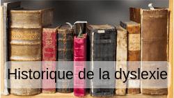 Historique de la dyslexie