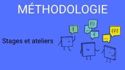 Dyslexie, dyspraxie, TDAH, EIP… : Stage «Méthodologie» vacances de Printemps.