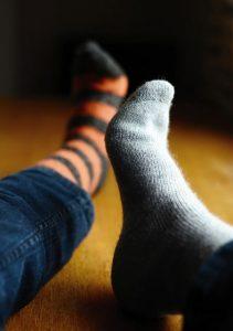 Opération #DifferentCommeVous : chaussettes dépareillées