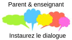 Dyspraxie, dyslexie… : scolarité : parents, enseignants, instaurez le dialogue