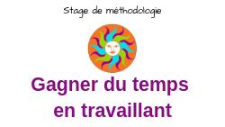 METHODOLOGIE : Stage TOUSSAINT 2016