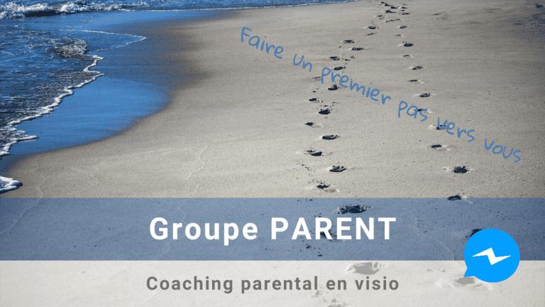 Groupe de coaching parental à distance
